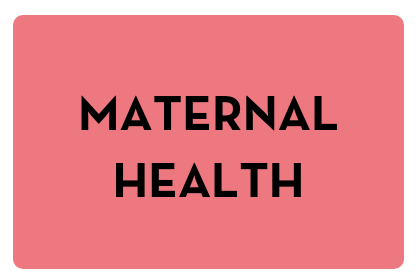 COVID Icon for Maternal Health