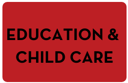 Education & Child Care Icon for Link